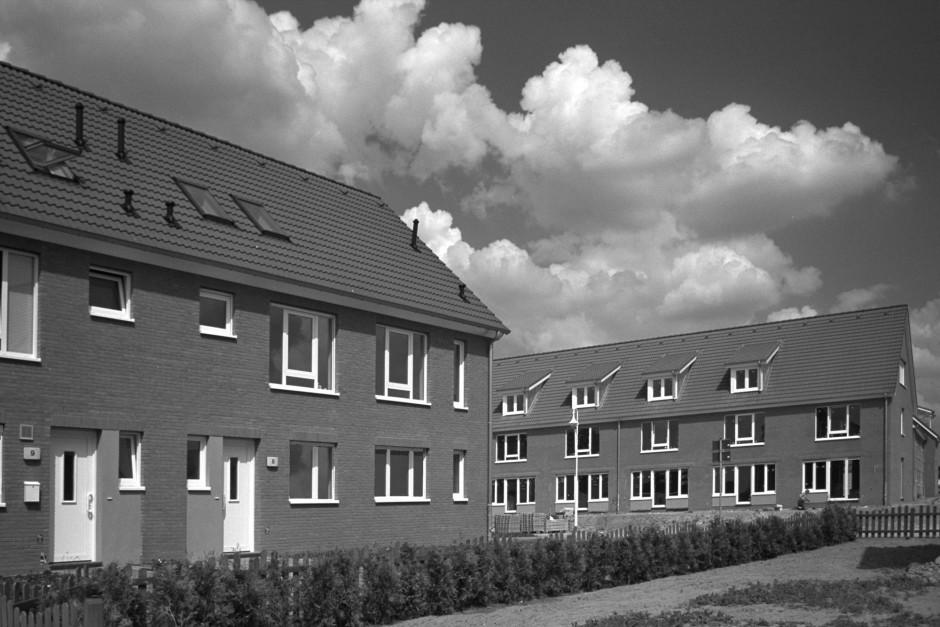Residential Park in Blankenfelde