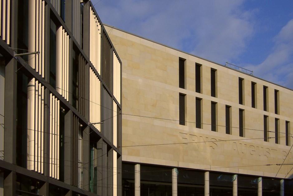 Ernst-August-Galerie Hannover