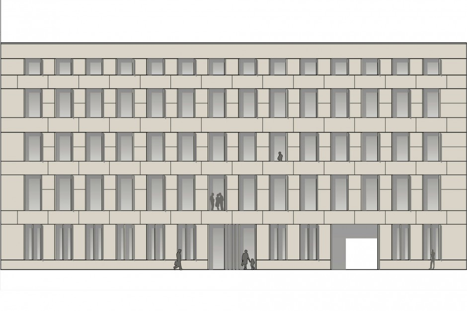 Extension Of Ministry Of Labour And Social Affairs Berlin