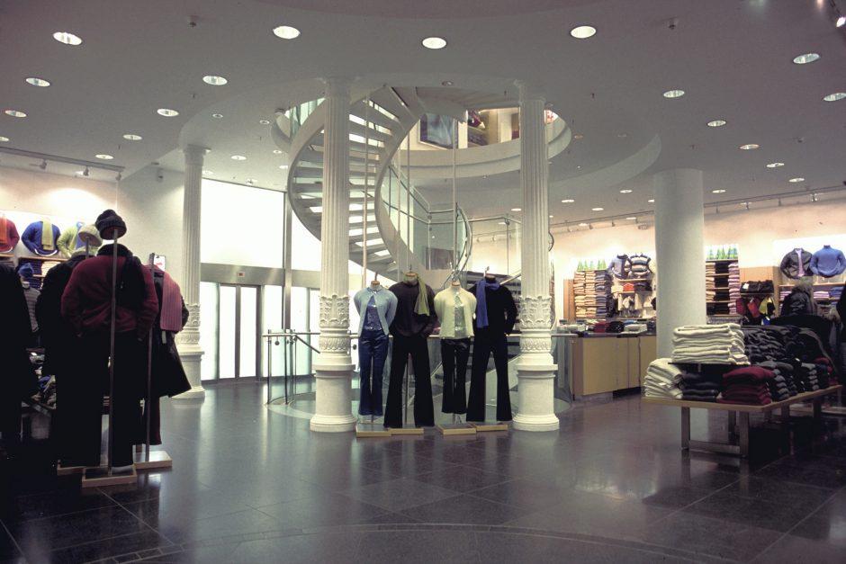 Flagshipstore in Munich