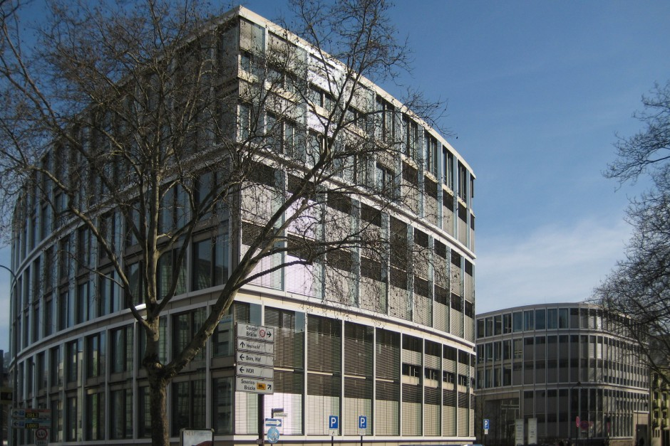 Insurance Offices in Cologne, Chicago, Johannesburg, Hamburg